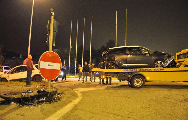 Incidente a Saint-Christophe