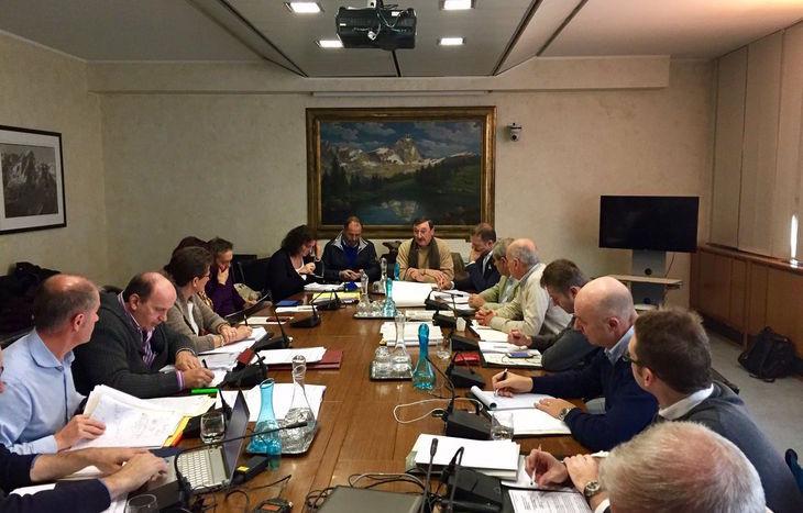 incontro sindacati e II Commissione