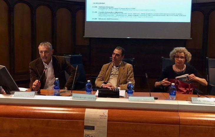Raimondo Donzel, Sergio Silvotti, Anna Merlo