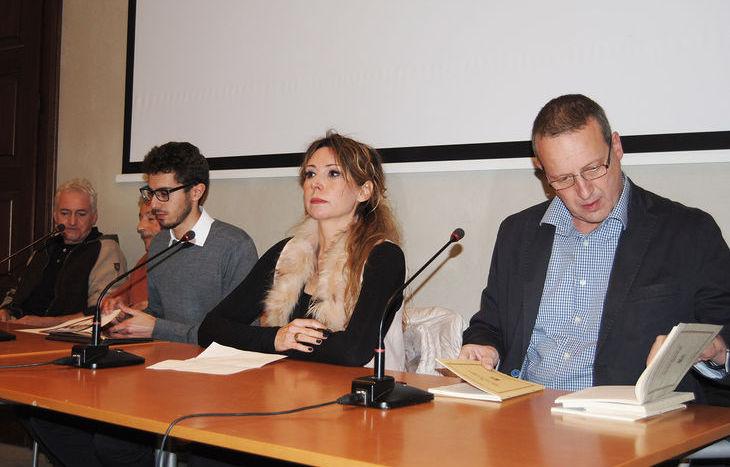 La conferenza stampa di presentazione della