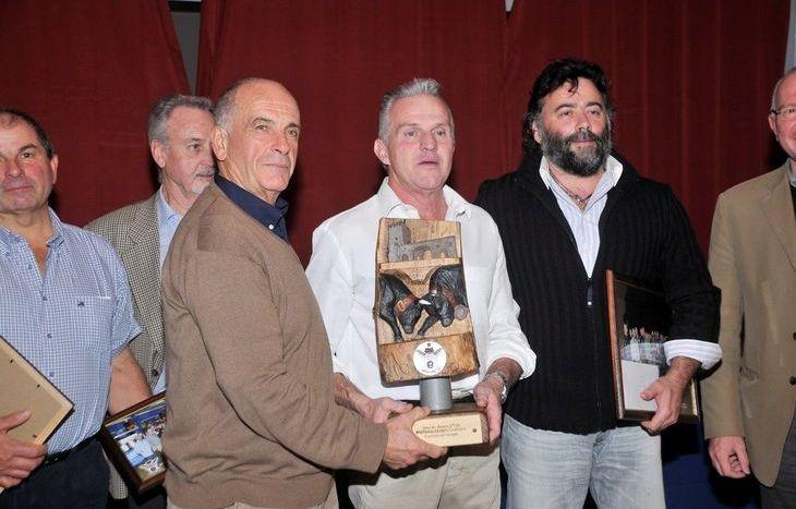 La premiazione della Batailles de Moudzons 2016