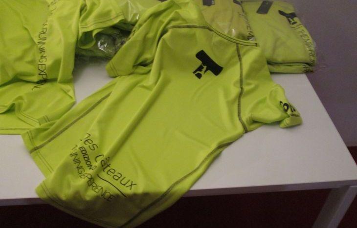 La T-shirt del Tor des Chateaux