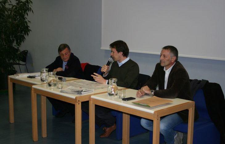 Dino Vièrin, Alessandro Mano, Raimondo Donzel