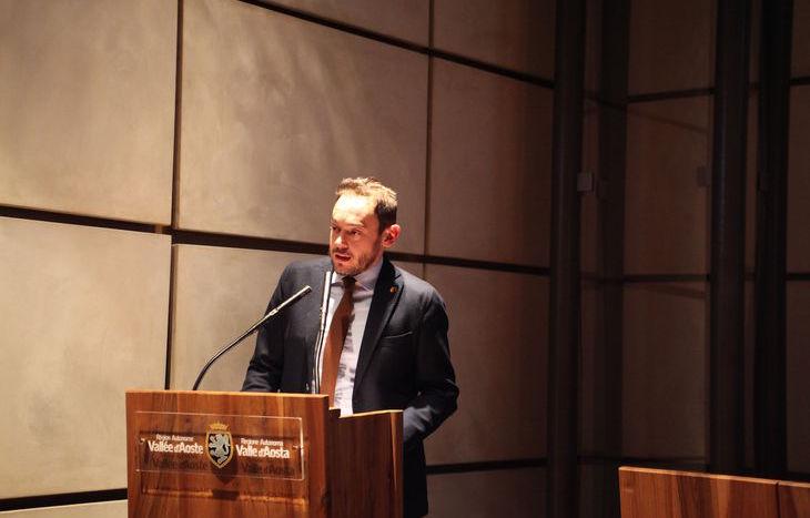 Presidente Adava, Filippo Gérard
