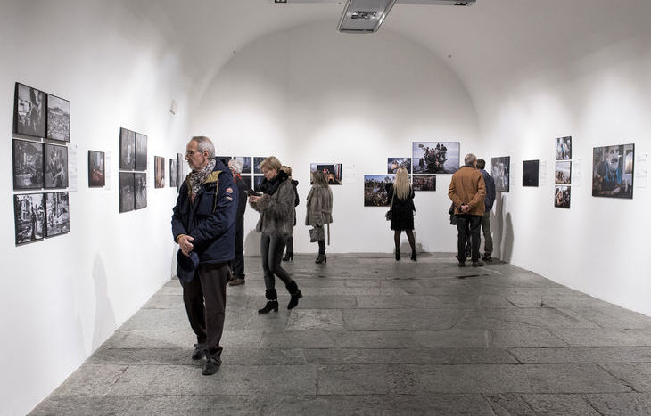 La mostra World Press Photo