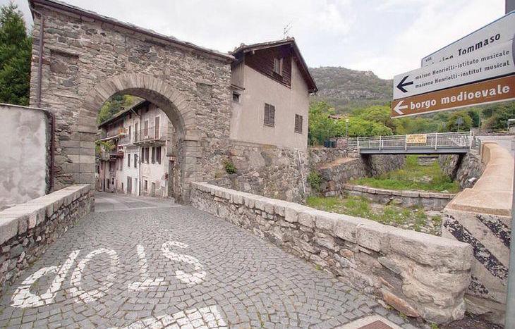borgo Donnas
