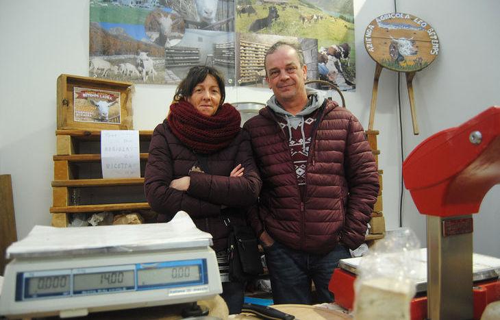 Sant'Orso 2017, Prodotti e produttori del Padiglione Enogastronomico