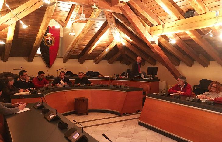 La II Commissione consiliare del Comune di Aosta