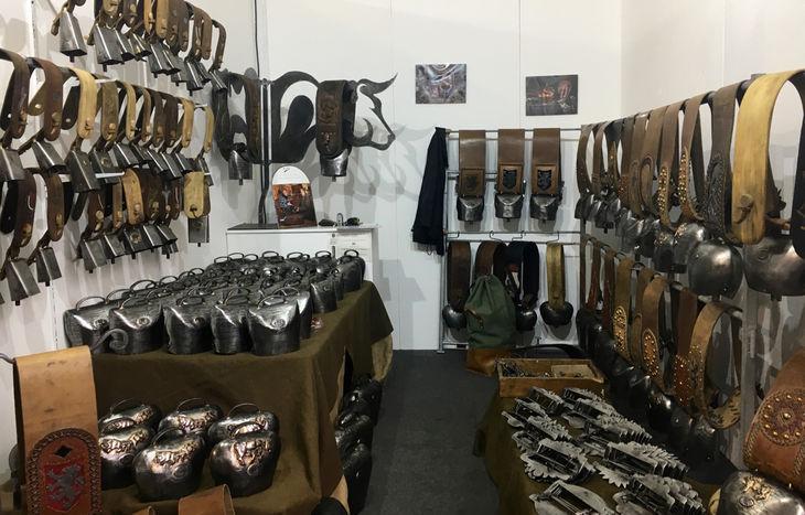 Atelier des metiers - Fiera di Sant'Orso 2017