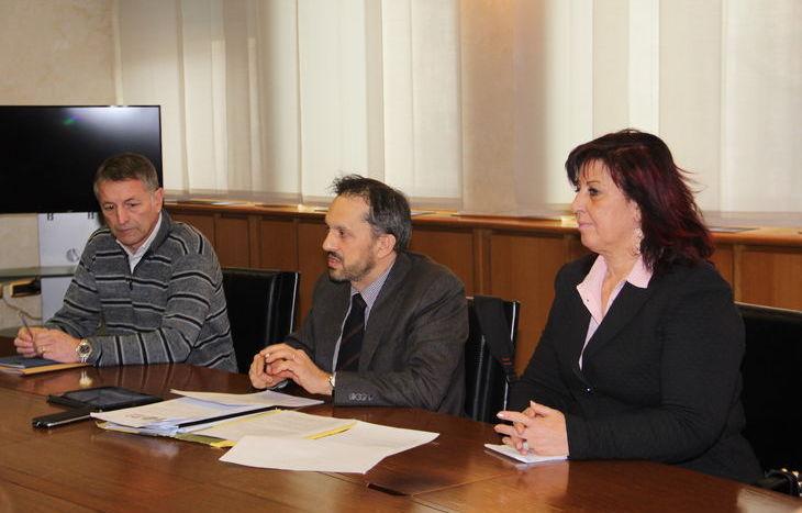 Raimondo Donzel, Jean-Pierre Guichardaz e Carmela Fontana