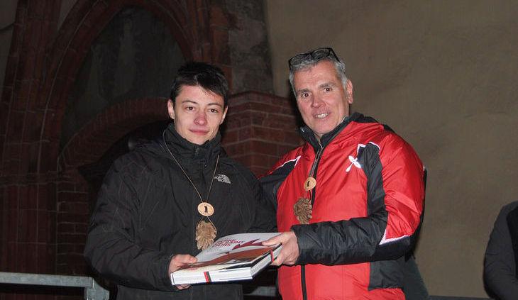 Premio al più giovane - Andrea Celestino