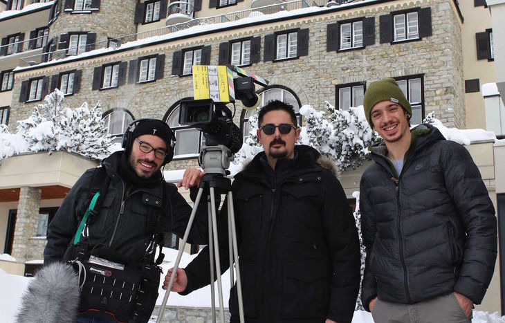 Alessandro Stevanon, Giovanni Corona e Federico Stevanon