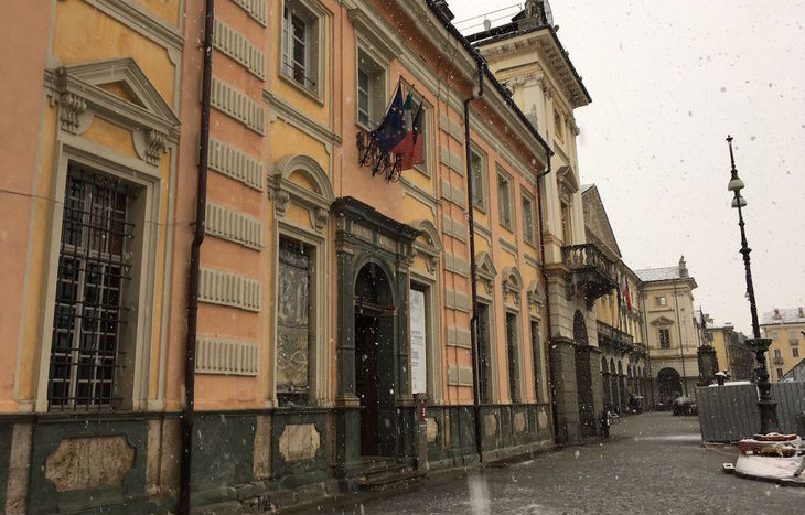 municipio, neve
