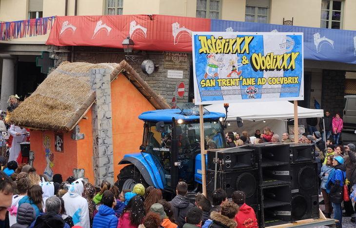 Carnevale Pont-Saint-Martin 2017