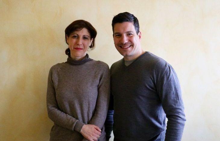 Daniela Mus e Dario Cancemi