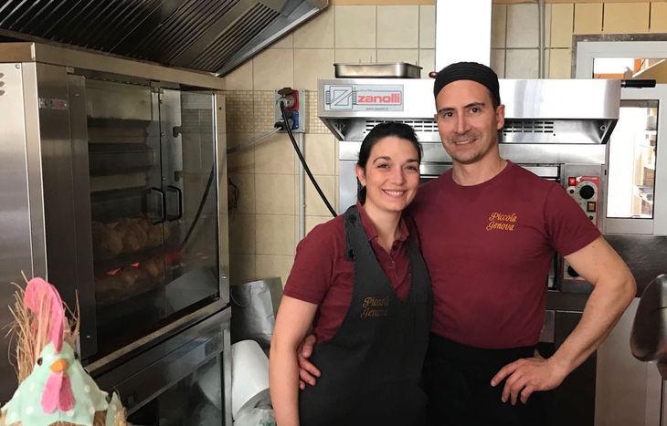 gastronomia Piccola Genova