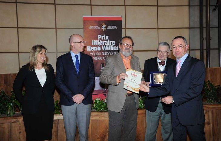 """I premiati alla 23esima edizione del """"René Willien"""""""