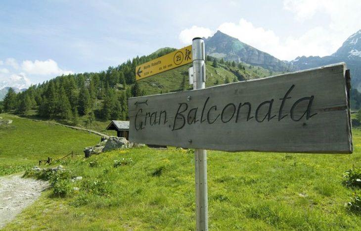 progetto autour du Cervin, trekking cervino