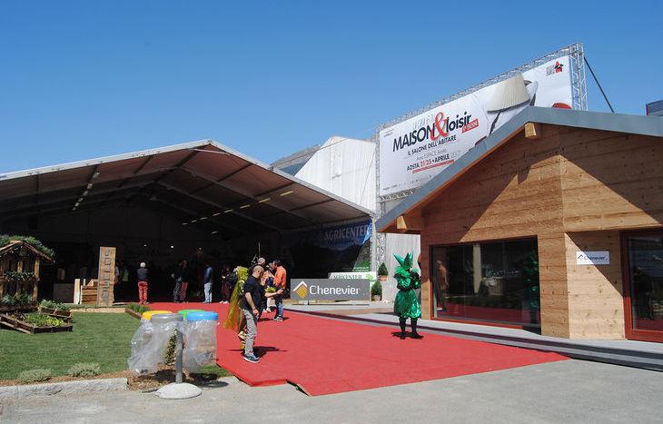 L'inaugurazione di Maison&Loisir 2017