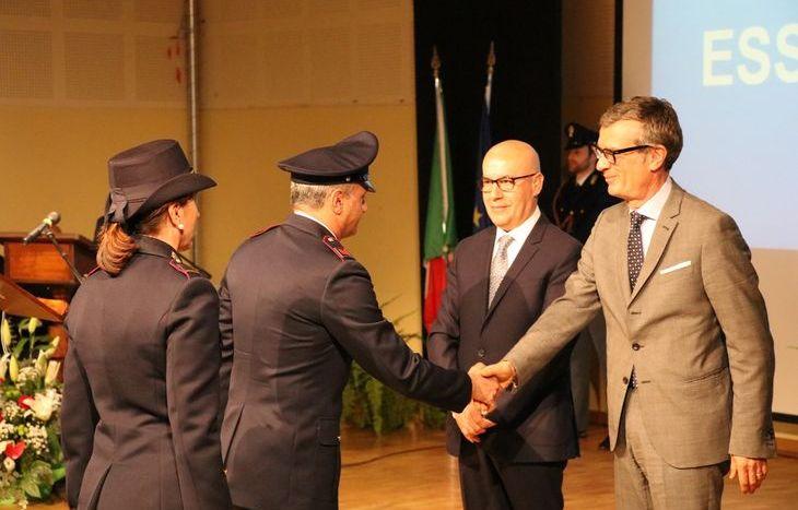 La Festa della Polizia alla Cittadella dei giovani.