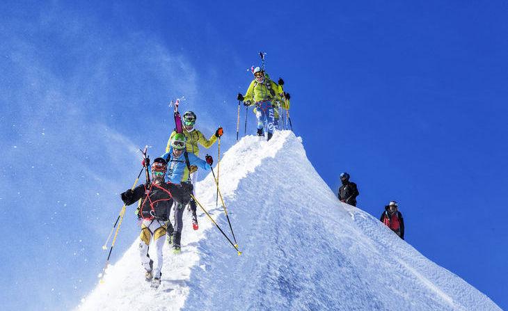 Trofeo Mezzalama scialpinismo