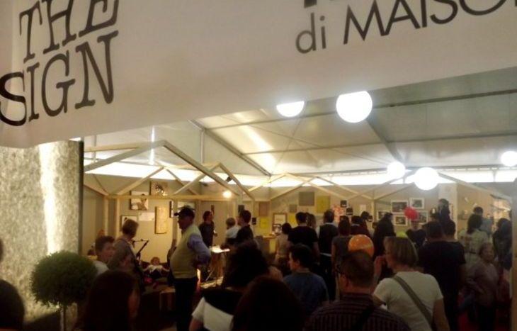 Il pubblico a Maison&Loisir
