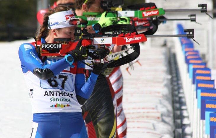 Nicole Gontier biathlon
