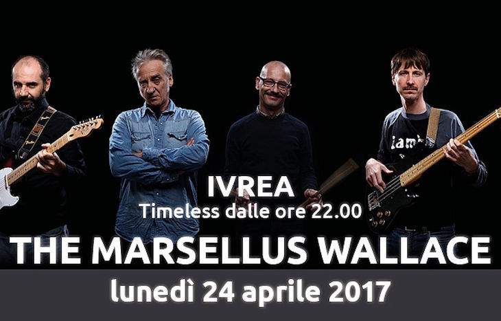 I Marsellus Wallace a Tavagnasco Rock