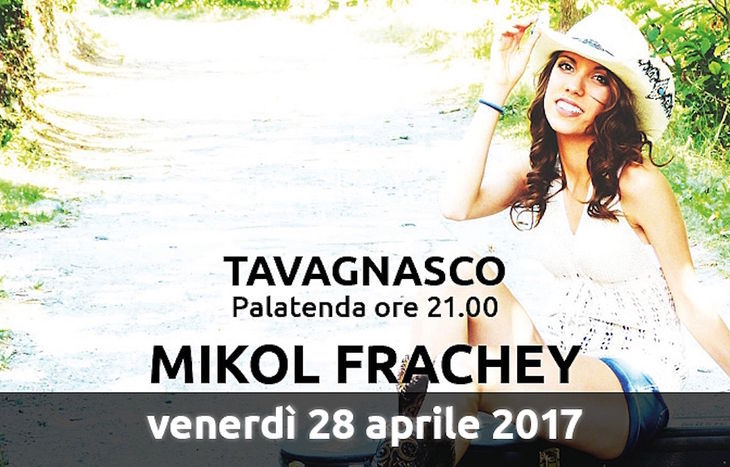 Mikol Frachey a Tavagnasco Rock