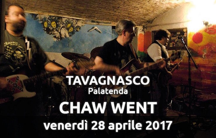 Chaw Went  a Tavagnasco Rock
