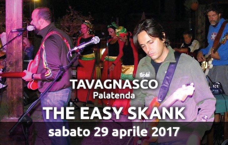 The Easy Skank a Tavagnasco Rock
