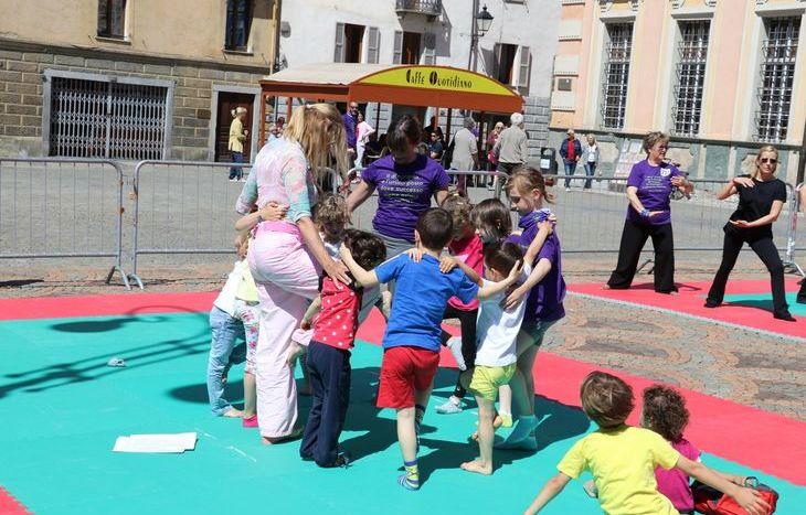I Venti di Viola, GiocaYoga con Franca Besenval e Elisa Emanville