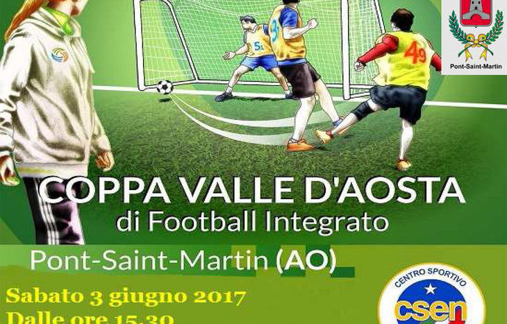 Coppa Valle d'Aosta di Football Integrato