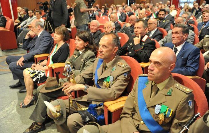 Cerimonia di consegna delle Onorificenze al Merito, 71° anniversario della Repubblica