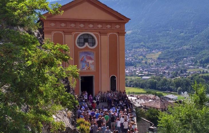 Funerali Alessandro Bosio
