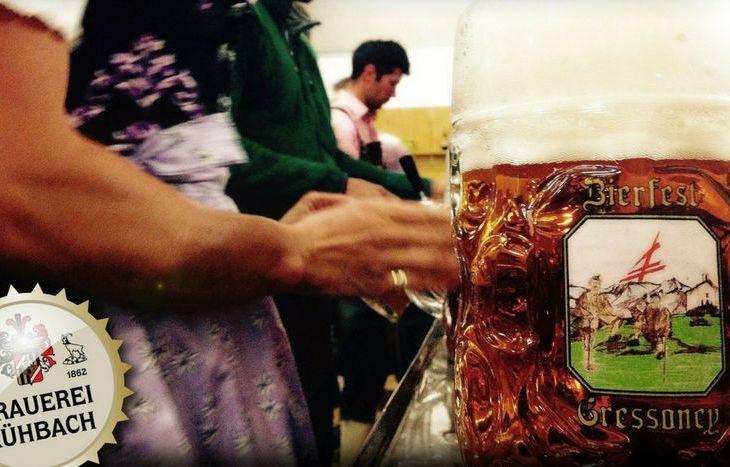 Festa della birra a Gressoney