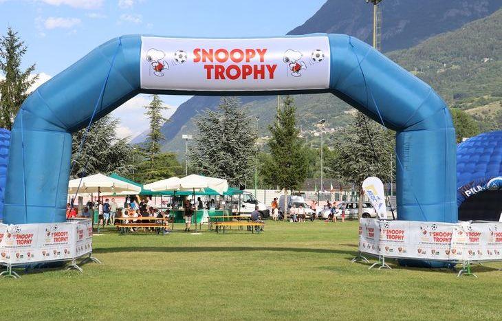 1° Snoopy Trophy