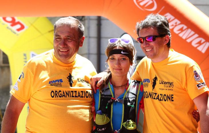 Roberta Jacquin - Licony Trail 25km