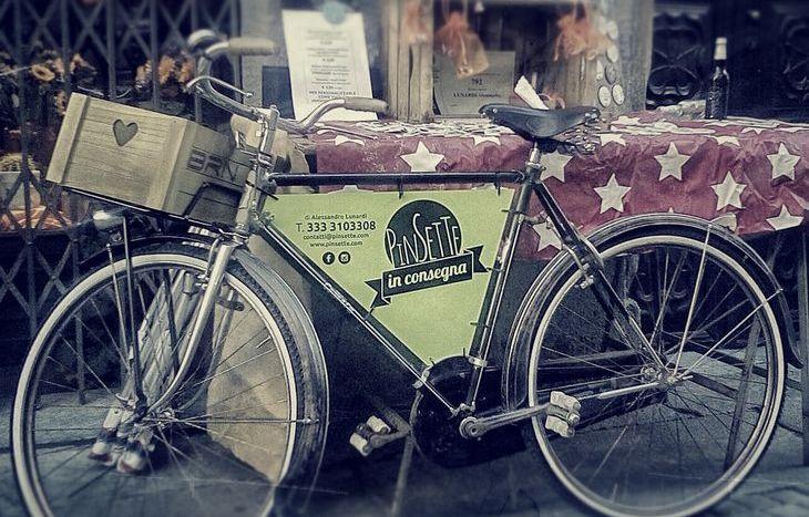 Pinsette bike