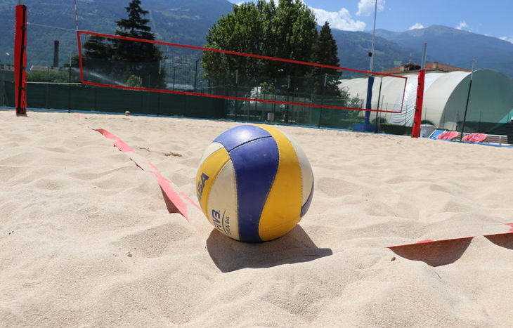 Aosta Arena - Beach Volley