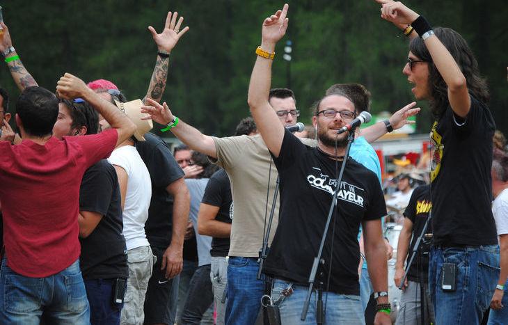 Rockin'1000 Summercamp – sabato 29 luglio