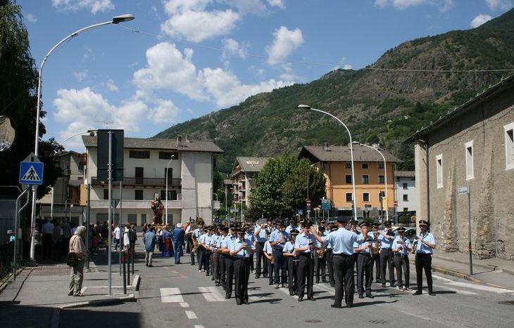 processione San Giorgio e Giacomo