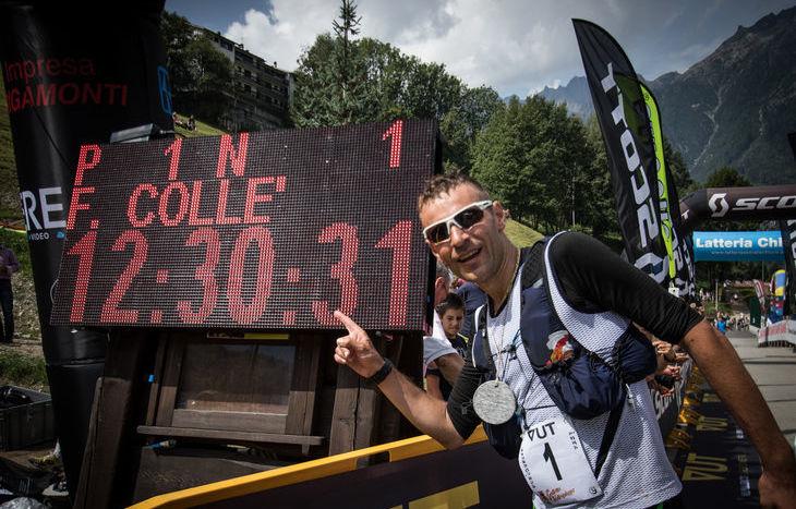 Franco Collé alla VUT - foto by Maurizio Torri & Giacomo Meneghello