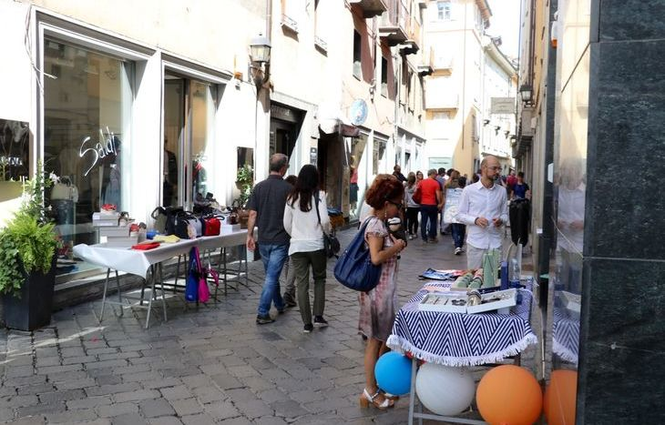 Commercianti in festa