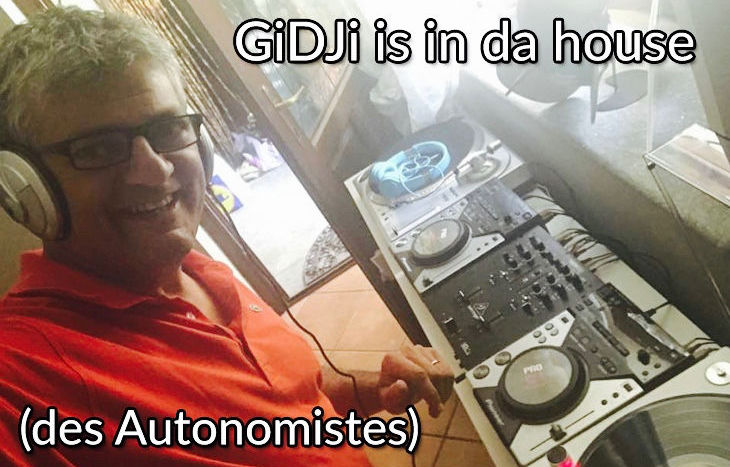 GiDJi is in da house
