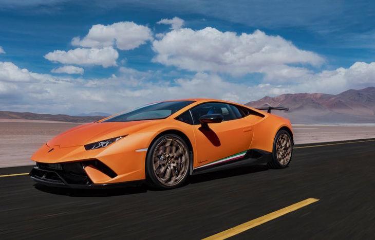 Lamborghini Huracàn Performante