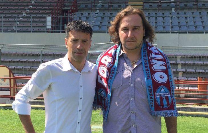 Luca Bertuletti e Marco Antognoli