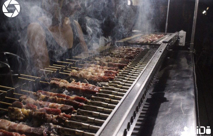 Street Food al Lido di Sarre