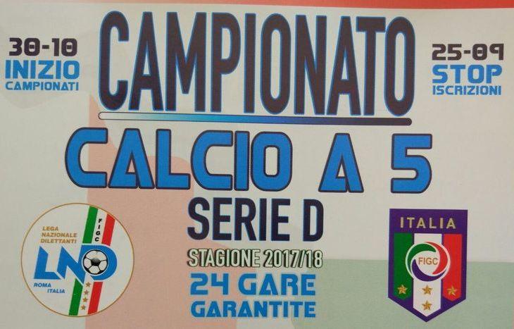 Serie D di calcio a 5