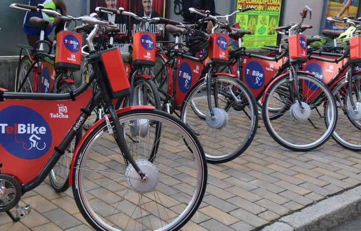 Biciclette elettriche Telcha
